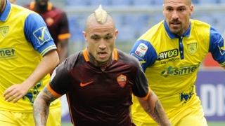 Chelsea target Nainggolan insists he's happy at Roma