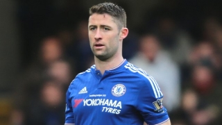 Composed Chelsea star Cahill growing in stature - England boss Southgate