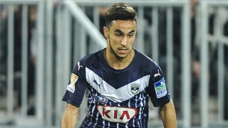 Bordeaux winger Adam Ounas confirms Napoli move