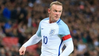 Everton striker Rooney turns down England call - announces retirement