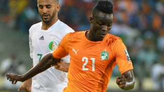 Ivory Coast ace Bailly feeling good after Man Utd injury