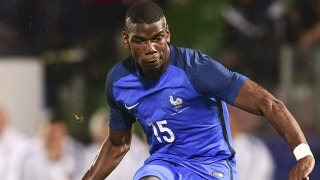 AXED: Deschamps to bench struggling Man Utd star Pogba