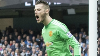 Angry Man Utd keeper De Gea won't consider reviving Real Madrid move