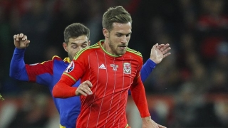 ​Arsenal midfielder Ramsey striving for Wales 2018 World Cup spot