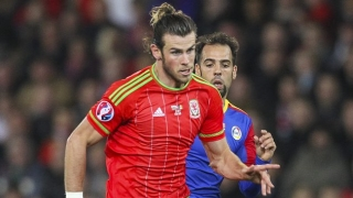 ​Real Madrid forward Bale out of Wales World Cup qualifiers