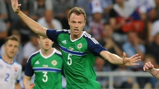 Northern Ireland boss O'Neill explains holding back Leicester defender Evans