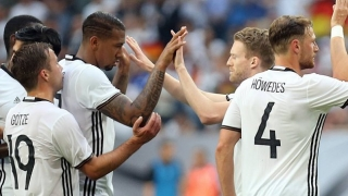 Everybody knows Germany is a tournament team - Liverpool midfielder Can