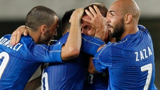 Italy coach Ventura happy to overcome Albania