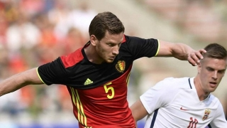 Tottenham defender Vertonghen to miss up to eight weeks with Belgium injury