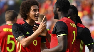 Zenit coach Lucescu: Witsel has 2 offers from Italy and England
