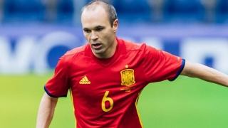 Euro2016: Barcelona star Iniesta happy for Spain to be patient