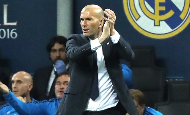 Zidane announces he's signed new Real Madrid deal: It's done