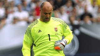 Ex-Crystal Palace keeper Gabor Kiraly announces retirement