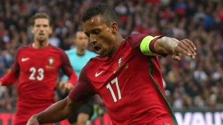 Valencia attacker Nani: Man Utd blocked Barcelona move
