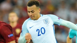 Beckham says England lucky to have Spurs whiz Dele Alli