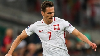 Everton rival Napoli for Ajax striker Arkadiusz Milik