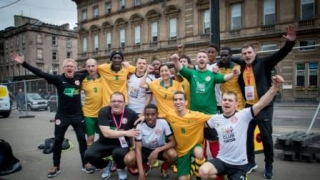 Homeless World Cup 2016: Australia lose to Ashes rivals England