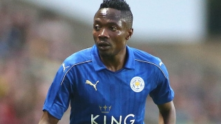 West Brom turn to Leicester striker Ahmed Musa