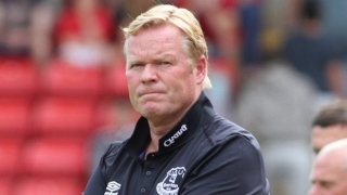 Everton boss Koeman admits seeking to change style of play