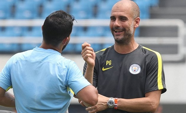 Guardiola wants 5-YEAR Man City stay