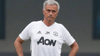 Man Utd boss Mourinho chuffed with performance of injured trio