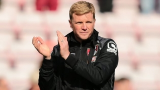 Bournemouth boss Howe urges Cargill to be careful at Gillingham