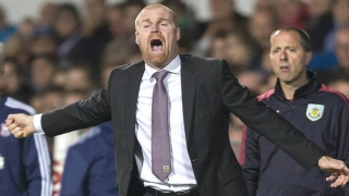 Dyche overjoyed with goal sharing Burnley