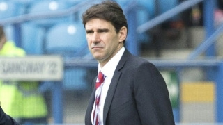 Middlesbrough boss Aitor Karanka admits struggling for goals