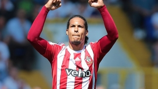 Van Dijk on target as Southampton overcome FC Twente