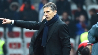 Leicester boss Claude Puel: Poor performance. Bad day