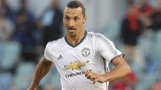 Forget age, Ibrahimovic is at the top of his qualities - Man Utd boss Mourinho
