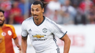 Mourinho hails Man Utd ace Zlatan: 'Nobody can believe his age'