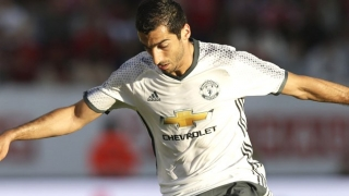 Henrikh Mkhitaryan set for Man Utd return against Zorya Luhansk