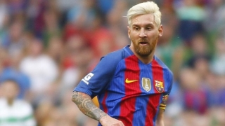 Barcelona sporting director Robert reacts to Messi 'non' celebrations