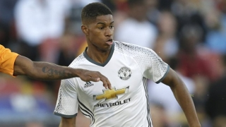 Man Utd striker Rashford: I was studying to be...