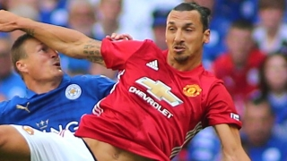 Man Utd striker Zlatan Ibrahimovic can break 91 year-old record