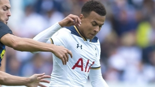 Dier urges Real Madrid, Barcelona, Man City target Dele Alli to stay with Spurs