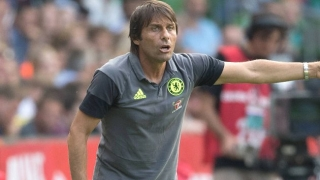Chelsea boss Conte meets with England rugby coach Jones
