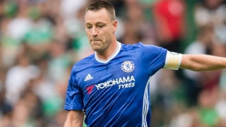 Chelsea legend John Terry a huge hit with Aston Villa fans