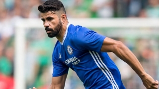Diego Costa leaves pals in Brazil to complete Atletico Madrid move