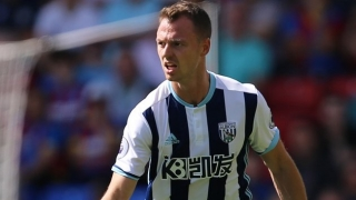 Arsenal try again for West Brom defender Jonny Evans