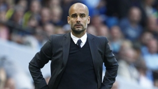 ​Guardiola defends Man City players over celebrating Man Utd win