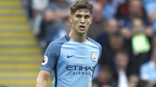 Man City defender Stones takes number of departing Zabaleta