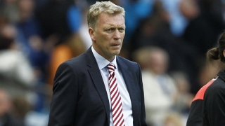 Moyes happy Sunderland stayed in contest at Tottenham