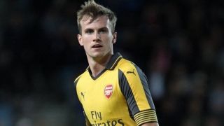 Arsenal defender Rob Holding excited ahead of Champions League chance
