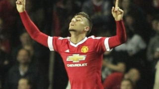 Man Utd midfielder Andreas Pereira: Barcelona clash a good test