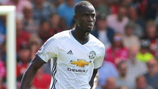 Man Utd fullback Blind: I can partner Bailly for derby