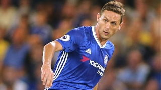 Chelsea midfielder Nemanja Matic flattered by Barcelona rumours