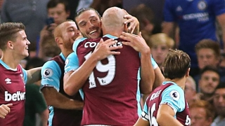 West Ham defender James Collins: Sunderland draw like defeat