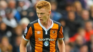 Newcastle chasing Hull midfielder Sam Clucas